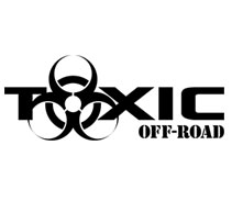 Toxic Center Caps & Inserts