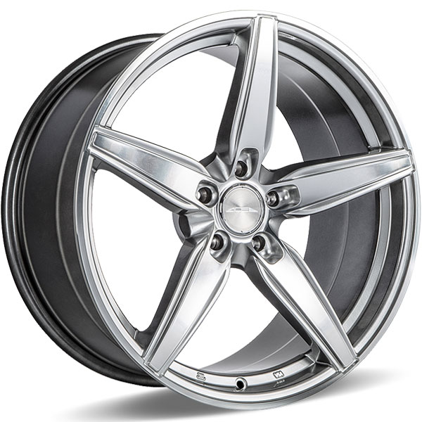 Ace Alloy Couture C903 Hyper Silver