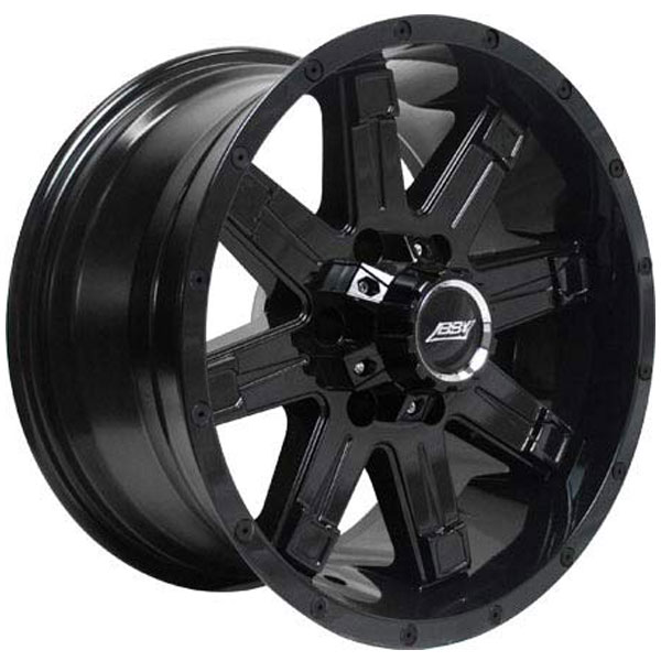 BBY Offroad 01 Byte Gloss Black