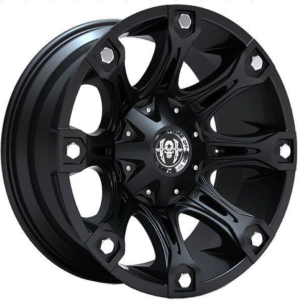 Hardcore Off-Road HC04 Brute Force Gloss Black