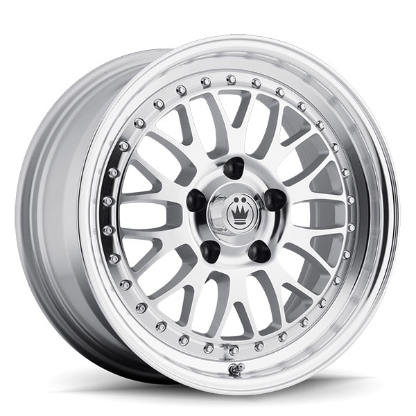 Konig Roller Silver with Machined Face and Lip