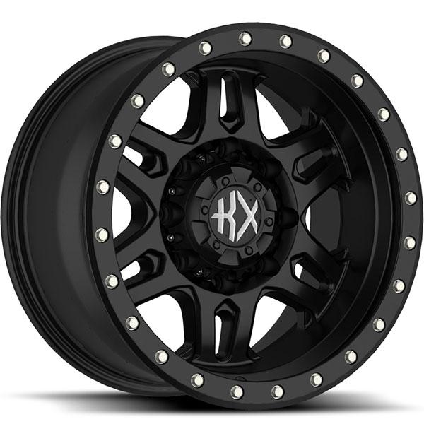 KX Offroad KX04 Matte Black