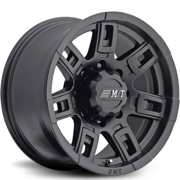 Mickey Thompson Sidebiter II Satin Black