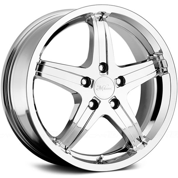 Milanni Kool Whip 5 446 Chrome