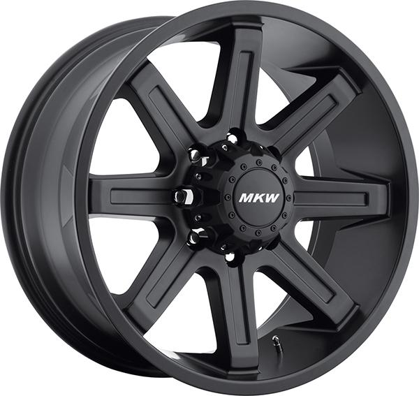 MKW M88 Black