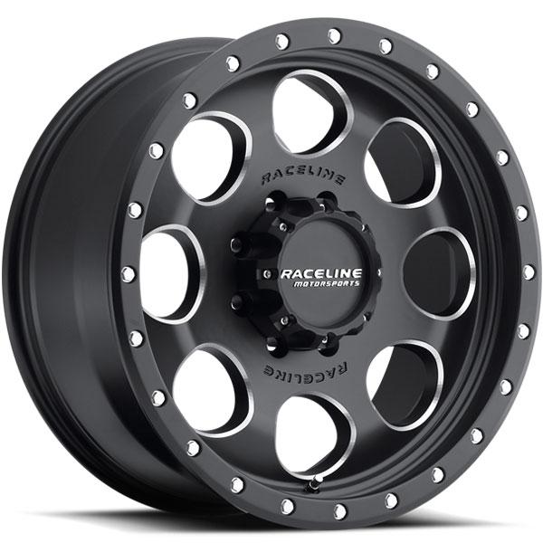 Raceline 925M Havoc Black