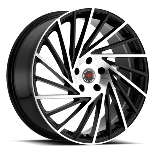 Revolution Racing R13 Black with Machined Face