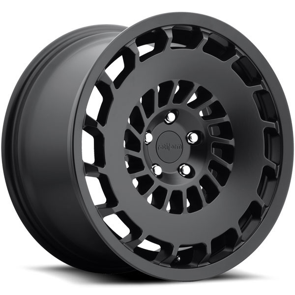 Rotiform CCV Black