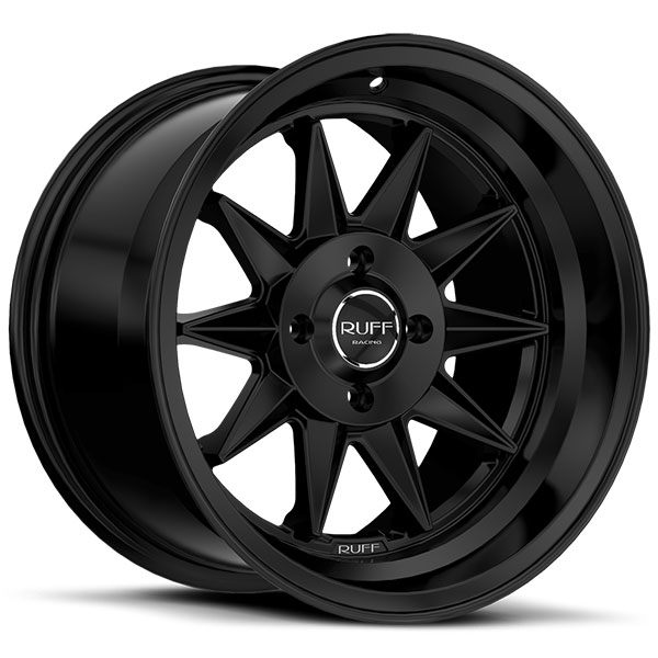 Ruff Racing R358 Full Black
