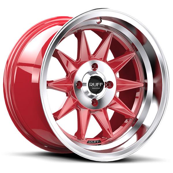 Ruff Racing R358 Red