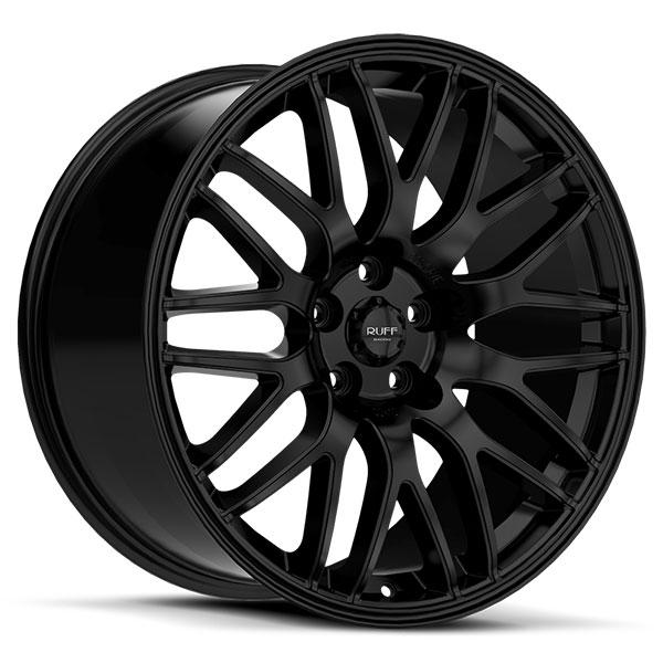Ruff Racing R360 Full Black