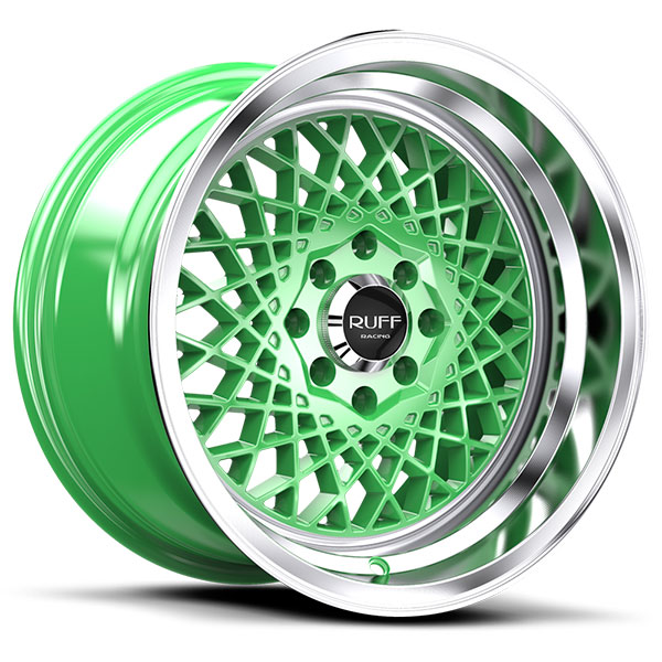 Ruff Racing R362 Green