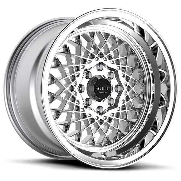 Ruff Racing R362 PVD Chrome