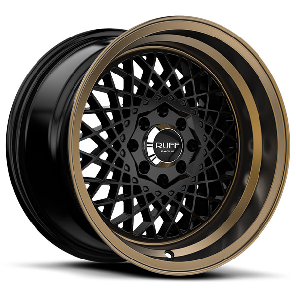 Ruff Racing R362 Satin Black