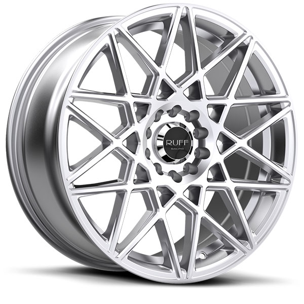 Ruff Racing R365 Hyper Silver