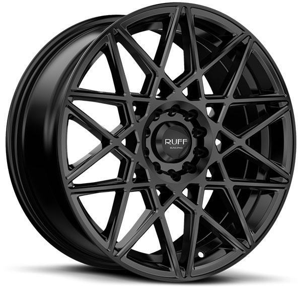 Ruff Racing R365 Satin Black