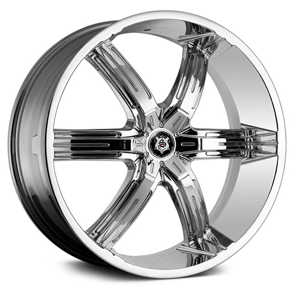 Sevizia SE-418 Chrome 6 Spoke