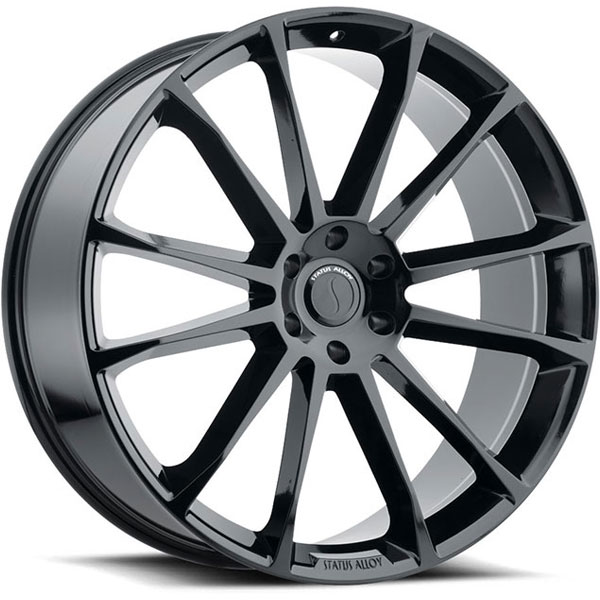 Status Goliath Gloss Black