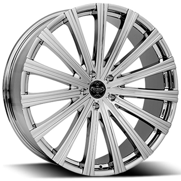 Versante 230 Chrome 5 Lug