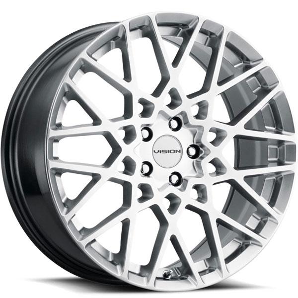 Vision 474 Recoil Hyper Silver