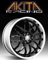 Akita Wheels