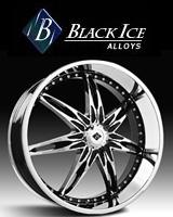 Black Ice Wheels