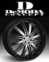 Demoda Wheels