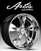 Lexani Artis Wheels