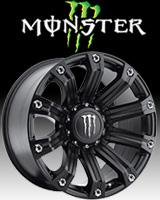 Monster Energy Wheels