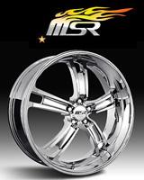 MSR Wheels