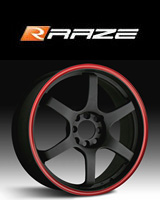 Raze Wheels