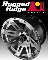 Rugged Ridge Wheels