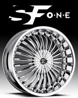 SFOne Wheels