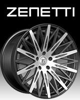 Zenetti Wheels